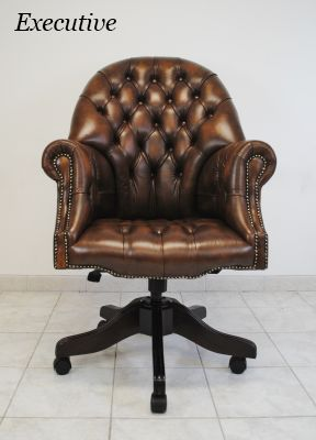 Chesterfield france chesterfield fauteuils de bureau - Fauteuil de bureau chesterfield ...