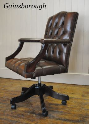 Chesterfield france chesterfield fauteuils de bureau - Chesterfield fauteuil occasion ...