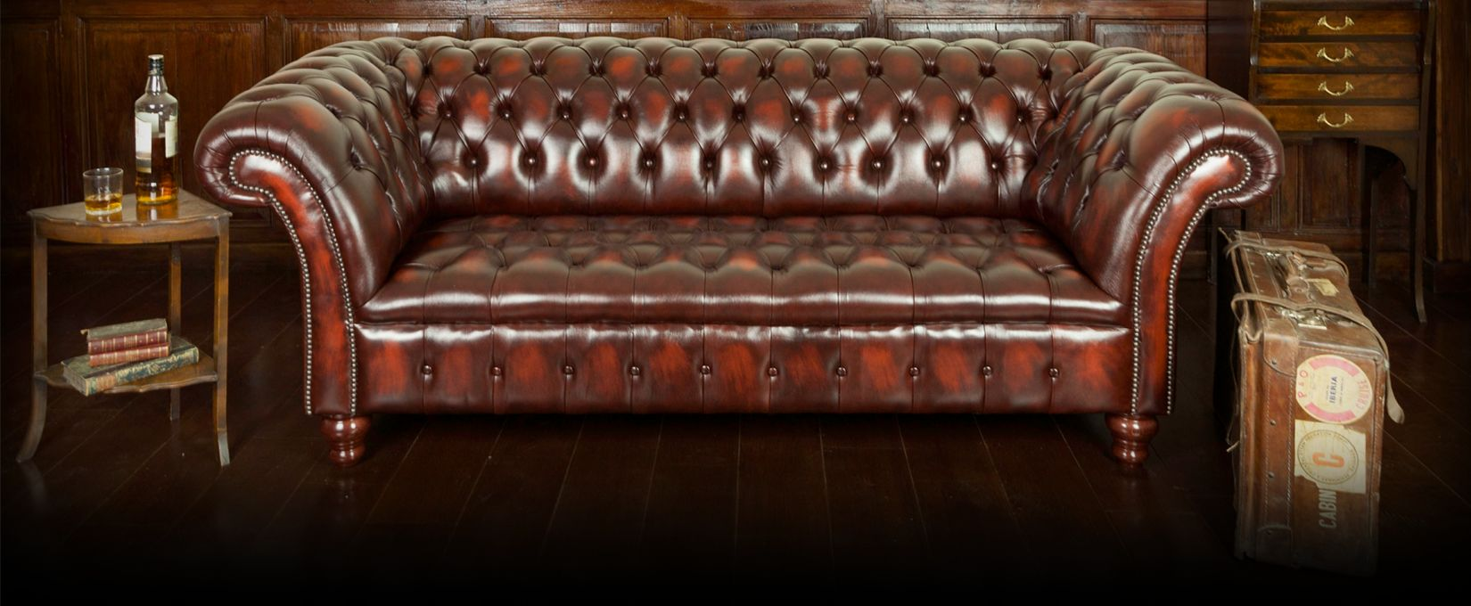 Canape chesterfield prix - Canape type chesterfield ...