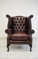wingback front